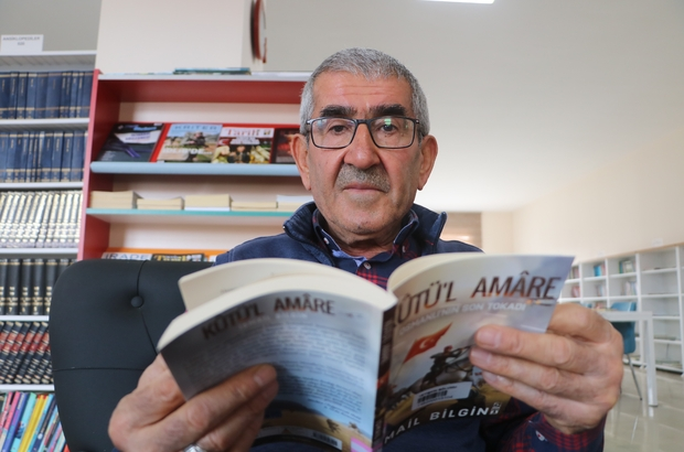 Ömrünü geçirdiği kütüphaneden emekli oldu, kitaplardan ayrı kalamadı Kemal Çiftçi, 33 yıl boyunca süren kütüphanecilik mesleğinden emekli olmasına rağmen kütüphaneden uzak kalamıyor