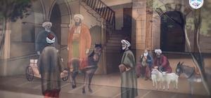 Melikgazi'de pandemi kısıtlamasında kültür hizmetine devam edildi