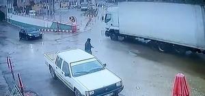 O kazanın güvenlik kamera görüntüsü ortaya çıktı