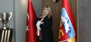 Kayserispor'un transfer tahtası açıldı Başkan Gözbaşı 1,5 milyon Avro ödedi