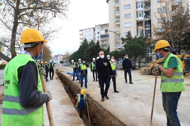 Denizli'de 11 mahallede su kesintisi yaşanacak Denizli'nin Buldan ilçesinde muhtelif mahallelerde su kesinti