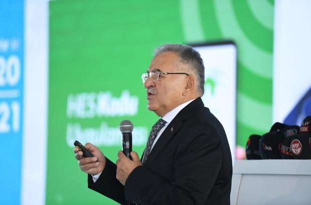 """Büyükşehir'de 2021'de dev projeler ile 3 milyar 897 milyon TL'lik yatırım planlandı Nevşehir Belediye Başkanı genç ve heyecanlı başkanımız Kayseri Büyükşehir Belediye Başkanı Memduh Büyükkılıç: """"2021 yılı da yatırımlar yılı olacak"""""""