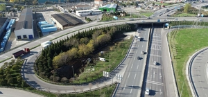 Gebze bölgesindeki projeler hızla ilerliyor