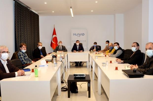 """İzmir'deki sivil toplum kuruluşları Filistinli mülteciler için harekete geçti MÜSİAD İzmir Başkanı Bilal Saygılı: """"Filistinli mülteci kardeşlerimizin her zaman yanında yer alacağız"""""""
