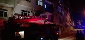 Ordu'da ev yangını