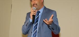 Ön sözünü Cumhurbaşkanı Erdoğan'ın yazdığı kitap, o ülkede büyük yankı uyandırdı Sivas Cumhuriyet Üniversitesi Gemerek Meslek Yüksekokulu Öğr. Gör. Kenan Çarboğa tarafından hazırlanan ve ön sözünü Cumhurbaşkanı Recep Tayyip Erdoğan'nın yazdığı 'Korkutname' adlı kitap, Azerbaycan'da büyük yankı uyandırdı