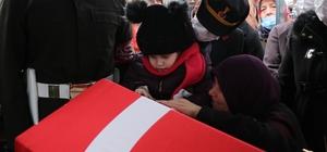 Şehit Piyade Er Selim Gedik, son yolculuğuna uğurlandı Şehidin cenaze namazına Bakan Dönmez katıldı