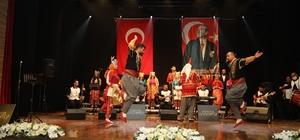 Atattürk'ün Gazi kente gelişi kutlandı