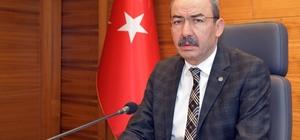 """KTO Ocak ayı meclis toplantısını yaptı Başkan Gülsoy : """"Kısıtlamalar kaldırılsın"""""""