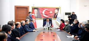 Başkan Selahattin Gürkan'a yatırım teşekkürü