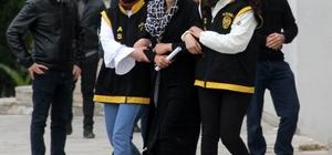 """Tarsus'tan Adana'ya pazara geldiler cep telefonu çaldılar Adana'da pazarda bir kadının cep telefonunu çaldığı öne sürülen iki kadından biri yakalandı İfadesinde """"Tarsus'tan pazara geldik, cep telefonunu ben çalmadım diğer kadın çaldı"""" dediği öğrenilen şüpheli, ev hapsi tedbiriyle tutuksuz yargılanmak üzere serbest bırakıldı"""