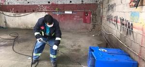 Ceyhanlı temizlik işçisi örnek oluyor