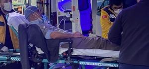 Sobadan zehirlenen yaşlı çift hastaneye kaldırıldı
