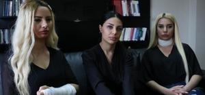 Trafikte 3 kadına sopalı saldırıya 9 bin lira ceza Mersin'de, trafikte tartıştığı 3 kadına şiddet uygulamaktan yargılanan A.G.'ye, 9 bin lira para cezası verildi
