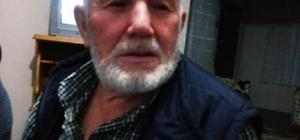 Çatıyı tamir ederken çöken duvarın altında kalan yaşlı adam hayatını kaybetti