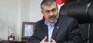 """Çiftçiler 'girdi' maliyetlerinden dertli Kocasinan Ziraat Odası Başkanı Abdulkadir Güneş: """"Maliyetlerinin artması hem çiftçimizi hem de üretimimizi olumsuz etkiliyor"""""""