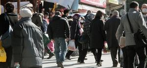 Muğla'nın nüfusu 1 milyonu geçti Adrese Dayalı Nüfus Kayıt sistemi verilerine göre 31 Aralık 2020 tarihi itibari ile Muğla'nın nüfusu 1 milyon 773 kişi oldu.