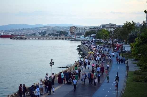 Nüfusu en çok artan il Tekirdağ oldu Tekirdağ'ın yeni nüfusu 1 milyon 81 bin 65 oldu