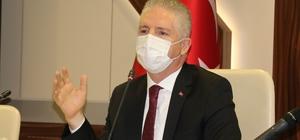 Bakan Yardımcısı Tancan, enerji yatırımlarını anlattı
