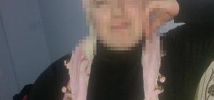 Çineli kayıp kadına ulaşıldı