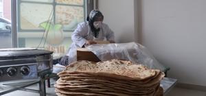 Ev hanımlarının ekmek hayali gerçek oldu