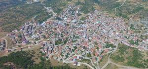 Beyşehir'in Üzümlü Mahallesi, Konya'da nüfus itibariyle 4 ilçeden daha kalabalık