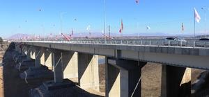 Yeni Tohma köprüsü Cumhurbaşkanı Erdoğan'ın da katılımı ile hizmete açıldı Tohma Şehit Gaffari Güneş Köprüsü ulaşımda konforu sağlayacak
