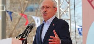 """CHP lideri İzmir'de konuştu CHP Genel Başkanı Kemal Kılıçdaroğlu: """"Belediyelerimiz, öngördüğümüz yeni siyaset anlayışının öncüleridir. Onlar çalışacak bütün Türkiye görecek"""""""