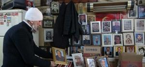 Pandemide ölenler için kapılarını açan kıraathane Adana'da duvarında 600'e yakın vefat etmiş kişinin fotoğrafı yer alan 'Ölüler Kıraathanesi' olarak bilinen Karataş Kıraathanesinde pandemi nedeniyle kapalı olan kapılar, yakınları vefat eden kişilerin çerçeveli fotoğraflarını getirmesi ile aralanıyor