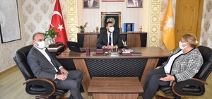 """Başkan Erdem: """"Güç birliği yapmalıyız"""""""