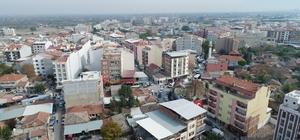 Muradiye Mahallesi Manisa'nın 5 ilçesinden daha büyük