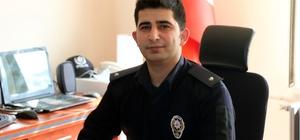 Hekimhan'ın yeni Emniyet Müdürü Ercan göreve başladı