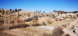 Güzelyurt HİS Göleti projesiyle 400 dekarlık arazi su ile buluşacak Güzelyurt HİS Göleti yapımı ihalesi gerçekleşti
