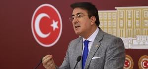 Aydemir, TBMM'de Erzurum ilçelerini örnek gösterdi Aydemir: İspir ve Hınıs Fasulyeleri Dünya markası oldu' Milletvekili Aydemir'den AK Ufuk tarifi Aydemir'den Tortum örneği