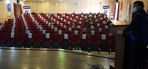 Şarköy'de afet farkındalık eğitimi