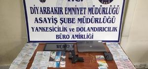 Sahte ilan vererek vatandaşları dolandıran çete çökertildi Diyarbakır merkezli 5 ilde internet dolandırıcılığı operasyonu: 9 gözaltı