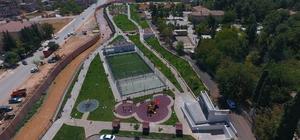 Gaziantep'e 6 yılda 5 milyon metrekare yeni yeşil alan