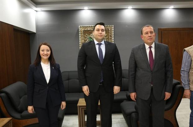 AK Parti Milletvekili ve MKYK üyesi Karacan'dan Pazaryeri ziyareti