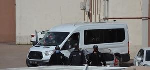 Duruşma 5 Mart'a ertelendi Zanlılara aileden müdahale