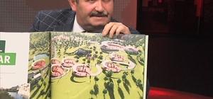 Hilal Tepe'de Türk devletleri kitabeleri yer alacak