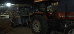 Ceyhan'da yem kırma makinesinin altında kalan kişi öldü