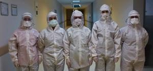 Kocaeli'de olası vaka artışına karşı hastaneler hazır Doğumhane bile anında yoğun bakım servisi olabilecek