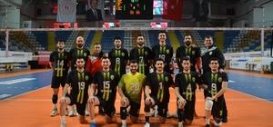 -Korkuteli Belediyespor, Deplasmanda Set Vermedi; 3-0