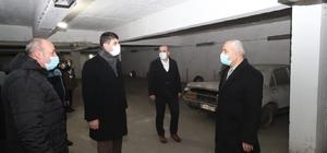120 araçlık katlı otopark 6 yıl süren davanın ardından belediyeye devredildi