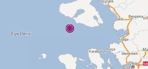 Karaburun'da 4,0 şiddetinde deprem