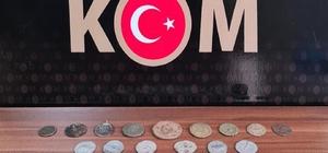 Tokat'ta 36 parça tarihi eser ele geçirildi