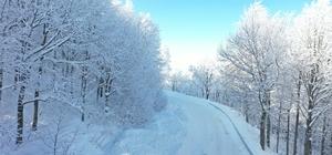 Kartepe'de kar kalınlığı bir metreye ulaştı