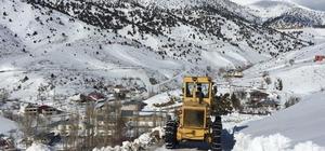 Kayseri'de 218 mahalle yolu ulaşıma açıldı