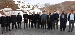 Battalgazi'de muhtarlar sulama için Şilan çayına baraj istiyor 160 bin dönüm alanın sulanması için bölge halkı baraj yapılmasını istiyor