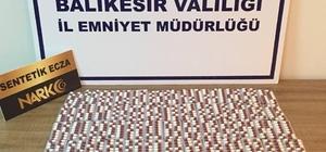 Balıkesir'de 11 uyuşturucu şüphelisi yakalandı
